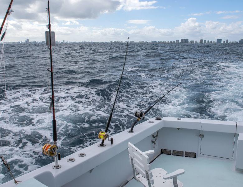 Рыболовочный тур «Sea Legs III»