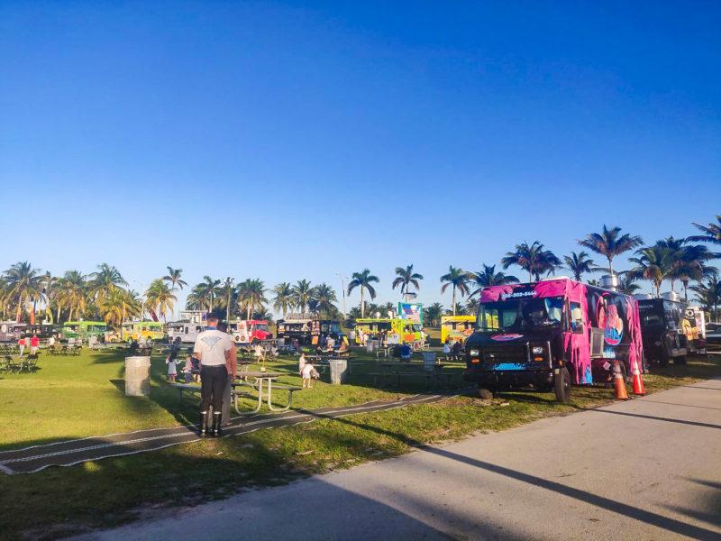 Фестиваль «Food Truck Festival»